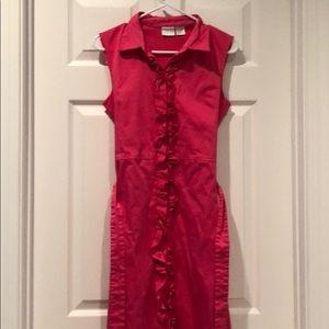 Newport News Pink Dress - Size 14